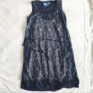 Vera Wang Lace Dress